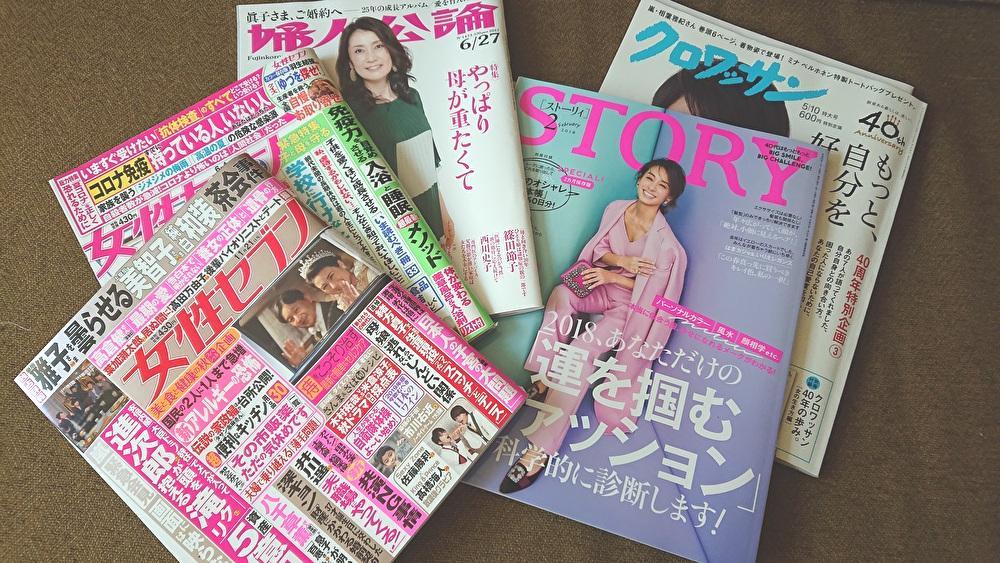 高橋リエ記事掲載雑誌